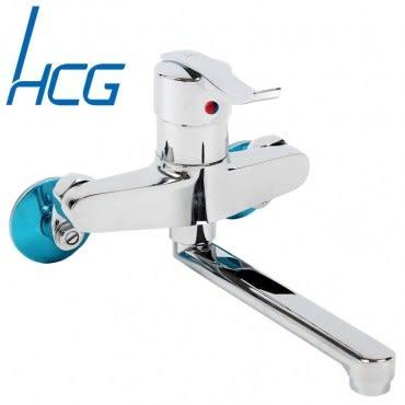HCG 和成 廚房壁面用單把手龍頭 (省水型) KF995 30x18x20cm