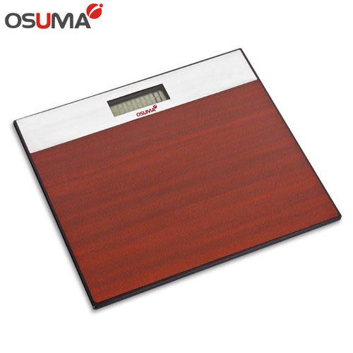 【OSUMA】歐風電子體重計 HY-1382