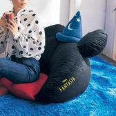 PGS7 日本迪士尼系列商品 - 日貨 迪士尼 魔法 米奇 限定 舒適 坐墊【SF2G80120】
