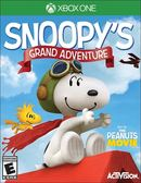 X1 Snoopy s Grand Adventure 史努比壯闊歷險記(美版代購)