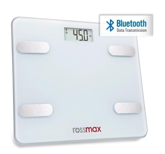 優盛rossmax藍牙體重體脂計LS212-B,兩年保固,贈健康天使成人口罩5入(顏色隨機,送完為止)