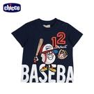 chicco- To Be BB-短袖上衣-12棒球