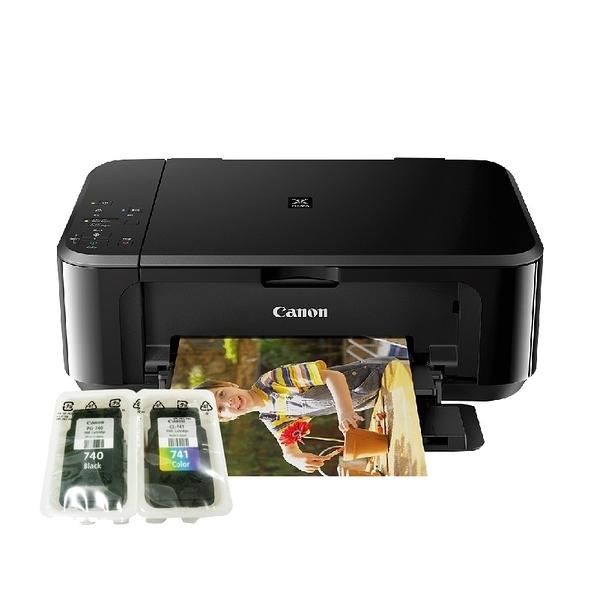 【搭原裸一黑一彩 登入送禮卷】Canon PIXMA MG3670 無線雙面多功能複合機