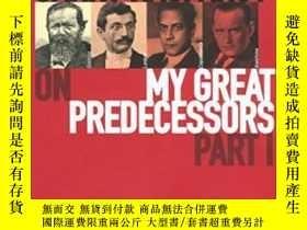 二手書博民逛書店Garry罕見Kasparov On My Great Predecessors, Part 1Y364682
