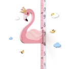 兒童身高牆貼3d立體量身高貼尺寶寶可移除...