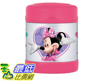 [105美國直購] 保溫杯 Thermos Funtainer 10 Ounce Food Jar Minnie Mouse F3006MM6