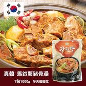 韓國 原裝進口 真韓 馬鈴薯豬骨湯 1000g 大份量