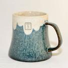 青富士山 吉祥杯 陶瓷馬克杯 日本製造