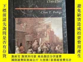 二手書博民逛書店English罕見Fiction of the Eighteenth Century 1700-1789Y16