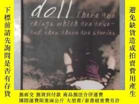 二手書博民逛書店英文原版罕見Doll by Nicky Singer 著Y140