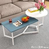小茶几簡約客廳小戶型沙發邊櫃角幾邊幾簡易可移動茶桌陽台小桌子 618購物節 YTL