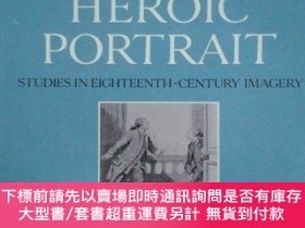 二手書博民逛書店Hume罕見and the Heroic Portrait: Studies in Eighteenth-Cent