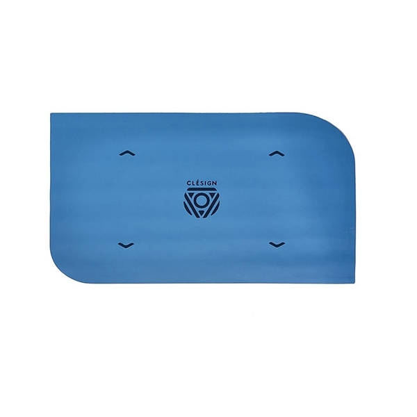 Clesign 瑜珈墊 手墊系列瑜珈墊 - 海洋藍 - 4.5mm