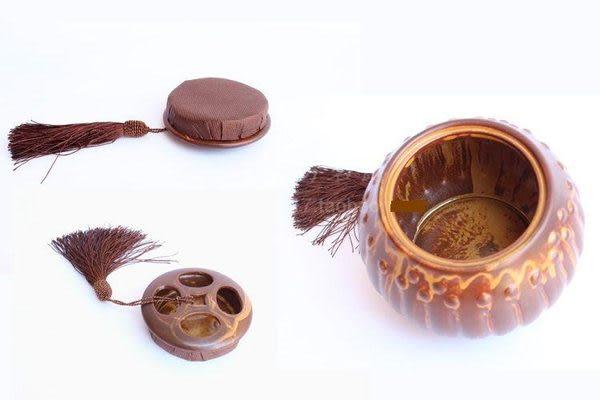 仿古陶瓷茶葉罐