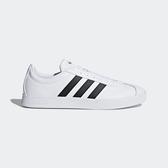 Adidas VL Court 2.0 [DA9868] 男鞋 運動 休閒 慢跑 滑板 穿搭 舒適 愛迪達 基本款 白黑
