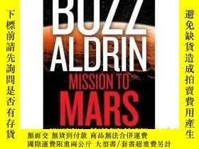 二手書博民逛書店火星任務我對太空探索的願景罕見Mission to Mars M