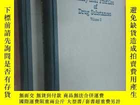 二手書博民逛書店英文書罕見Analytical Profiles of Drug Substances Volume 3—4卷 共