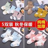 寶寶新生嬰兒襪子秋冬季加厚純棉春秋男童女童兒童6-12個月0-3歲1    東川崎町