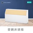 【米朵Miduo】塑鋼5尺床頭箱 雙人床...