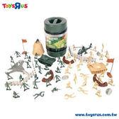 玩具反斗城 True Hero 鐵甲英雄罐裝軍隊小組