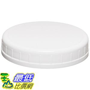 [美國直購] Ball 梅森 寬口徑 塑膠瓶蓋 8入 Wide-Mouth Plastic Storage Caps, 8-Count _cb3