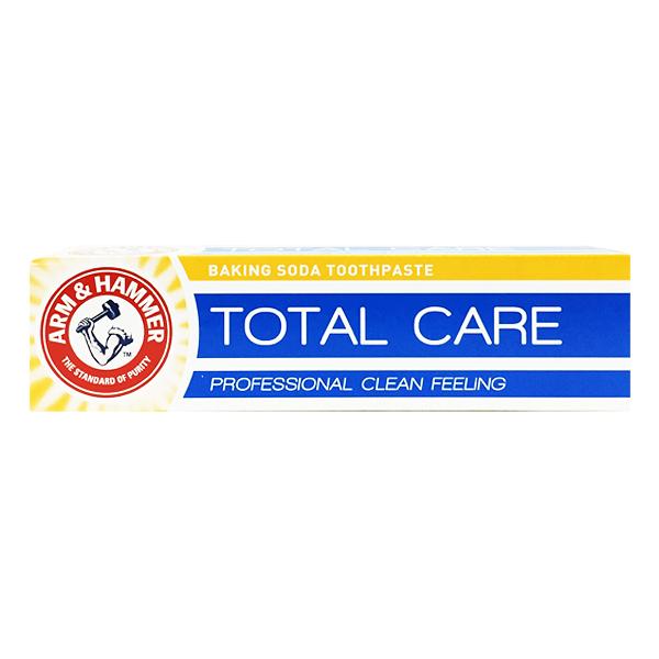 英國進口 ARM & HAMMER 小蘇打牙膏 Total Care 多重款 125g