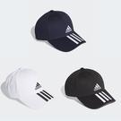 ADIDAS 雙標誌經典棒球帽 鴨舌帽 老帽 刺繡LOGO 3-STRIPES FK0894 GE0750 FQ5411