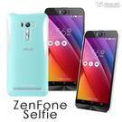 【默肯國際】Metal-Slim ZenFone Selfie抗刮PC透明硬殼 ZenFone Selfie