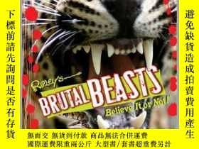 二手書博民逛書店Ripley罕見Twists: Brutal BeastsY410016 Ripley s Believe .