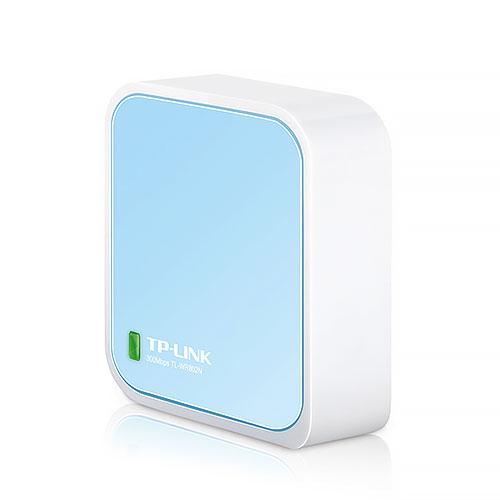 TP-LINK TL-WR802N 300Mbps 無線 N 微型 路由器