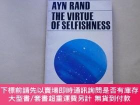 二手書博民逛書店The罕見Virtue of Selfishness by Ayn RandY2931 Ayn Rand Pe
