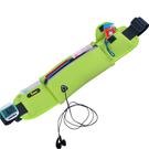 多功能跑步運動腰包【YB001】 附帶耳機孔收納腰包//背包/隱形腰包/反光腰包/收納包