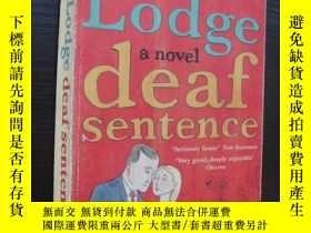二手書博民逛書店deaf罕見sentenceY85718 David Lodge