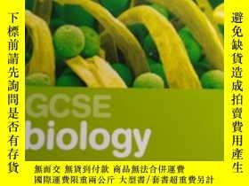 二手書博民逛書店GCSE罕見Biology CY144640 內詳 內詳