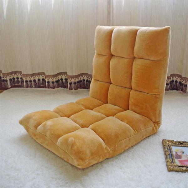 創意懶人沙髮榻榻米單人摺疊椅