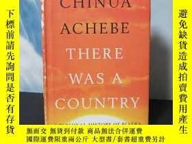 二手書博民逛書店There罕見Was a Country : A Personal History of BiafraY404