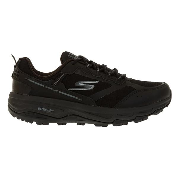 SKECHERS GO RUN TR ALTITUDE 慢跑鞋 越野 防潑水 寬楦 瑜珈鞋墊 黑 128200WBBK