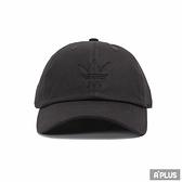 ADIDAS 運動帽 RYV DAD CAP 縫線LOGO 老帽-GN2278
