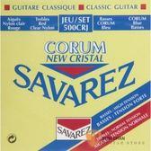 【缺貨】SAVAREZ 500CRJ(高張力+標準張力)古典吉他弦【法國製/500-CRJ/500 CRJ】