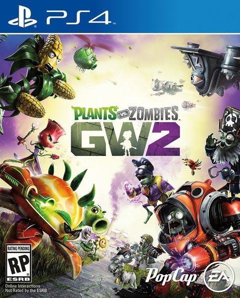 PS4 植物大戰殭屍:花園戰爭2 -中文英文亞版- Plants VS Zombies: Garden Warfare 2