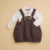 【金安德森】KA吊帶式休閒女童裙子套裝 (共二色)