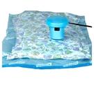 收納箱真空壓縮袋棉被整理收納袋送電泵衣物真空袋被子抽氣  【快速出貨】