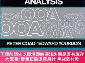 二手書博民逛書店Object罕見Oriented Analysis (2nd Edition) (Yourdon Press Co