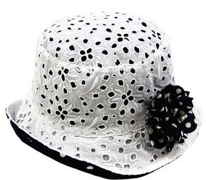 太陽帽遮陽漁夫帽防曬帽 -uai0032