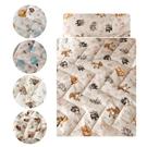 【氣球旅行3月中到貨】韓國 THE ZAZAK 動物系列攜帶記憶棉睡袋(5款可選)
