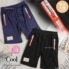 (大童款-男)排汗運動棉短褲-2色(310090)【水娃娃時尚童裝】