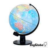 SkyGlobe 12吋塑膠底座地球儀