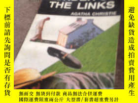 二手書博民逛書店MURDER罕見ON THE LINKS、英文書2-1Y2689