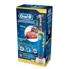 買就送智慧積木【歐樂B Oral-B】迪士尼充電式兒童電動牙刷 D10 三歲以上兒童適用(德國原裝)