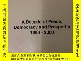 二手書博民逛書店Namibia罕見: a decade of peace, de